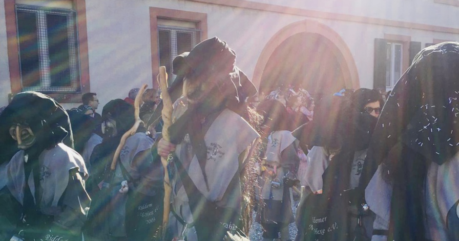 Riddemer Näbl-Hexe